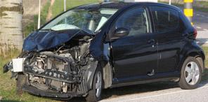 Typisch gevalletje van kapotte auto die niets meer waard is, of toch wel?